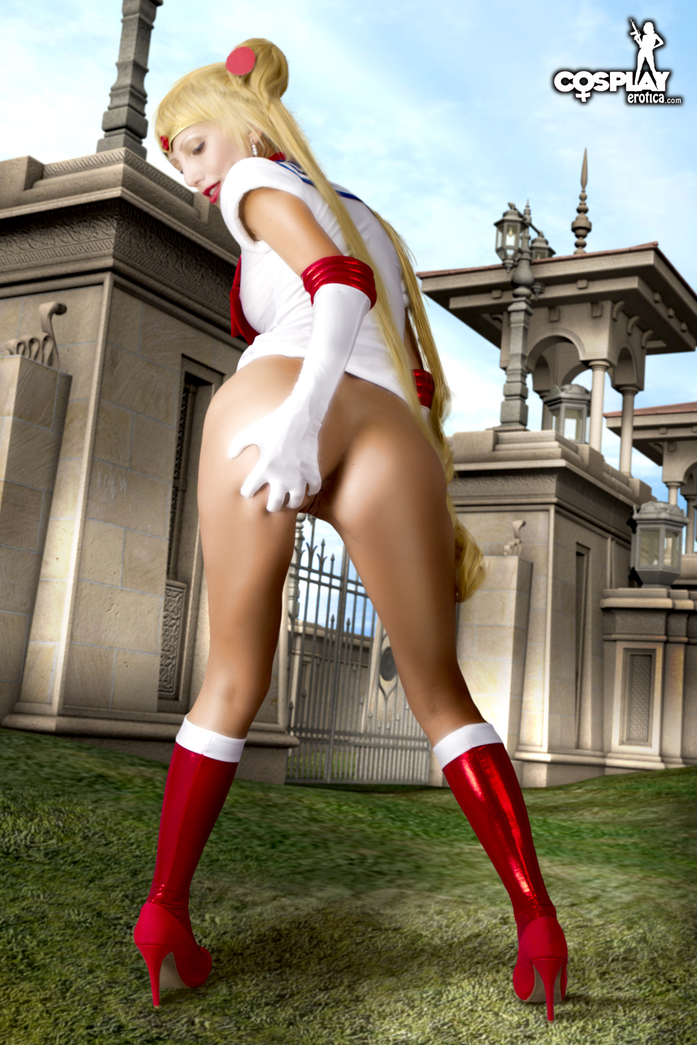 Are not sailor moon erotica gallery simply