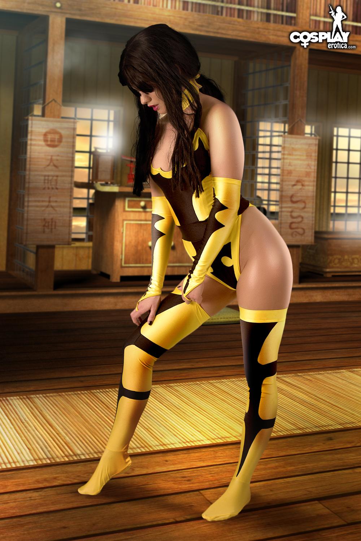 Mortal kombat cosplay porn