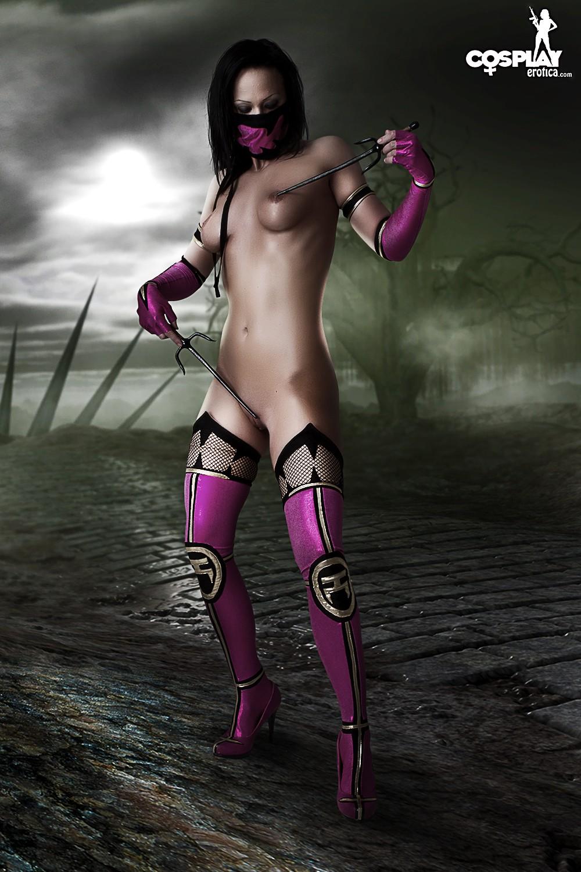 sexy cosplay nude milena