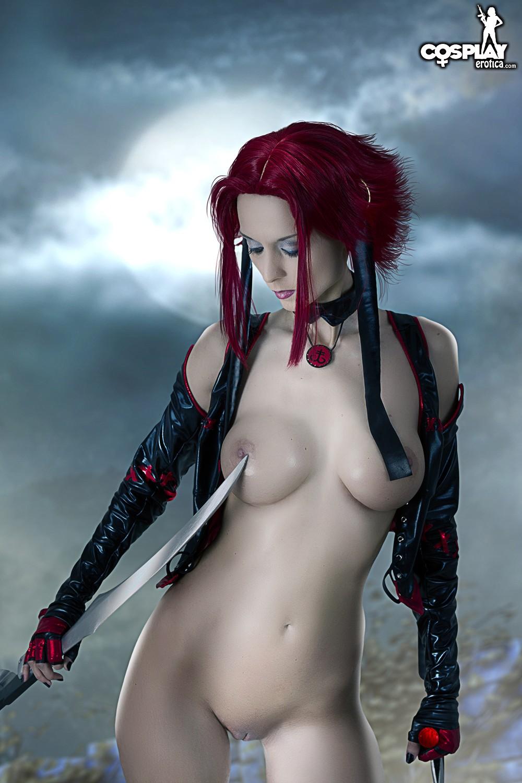 Bloodrayne erotic gif porno image