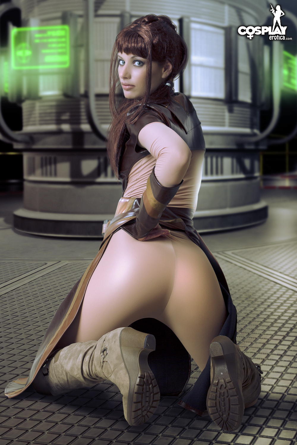 Star war nude