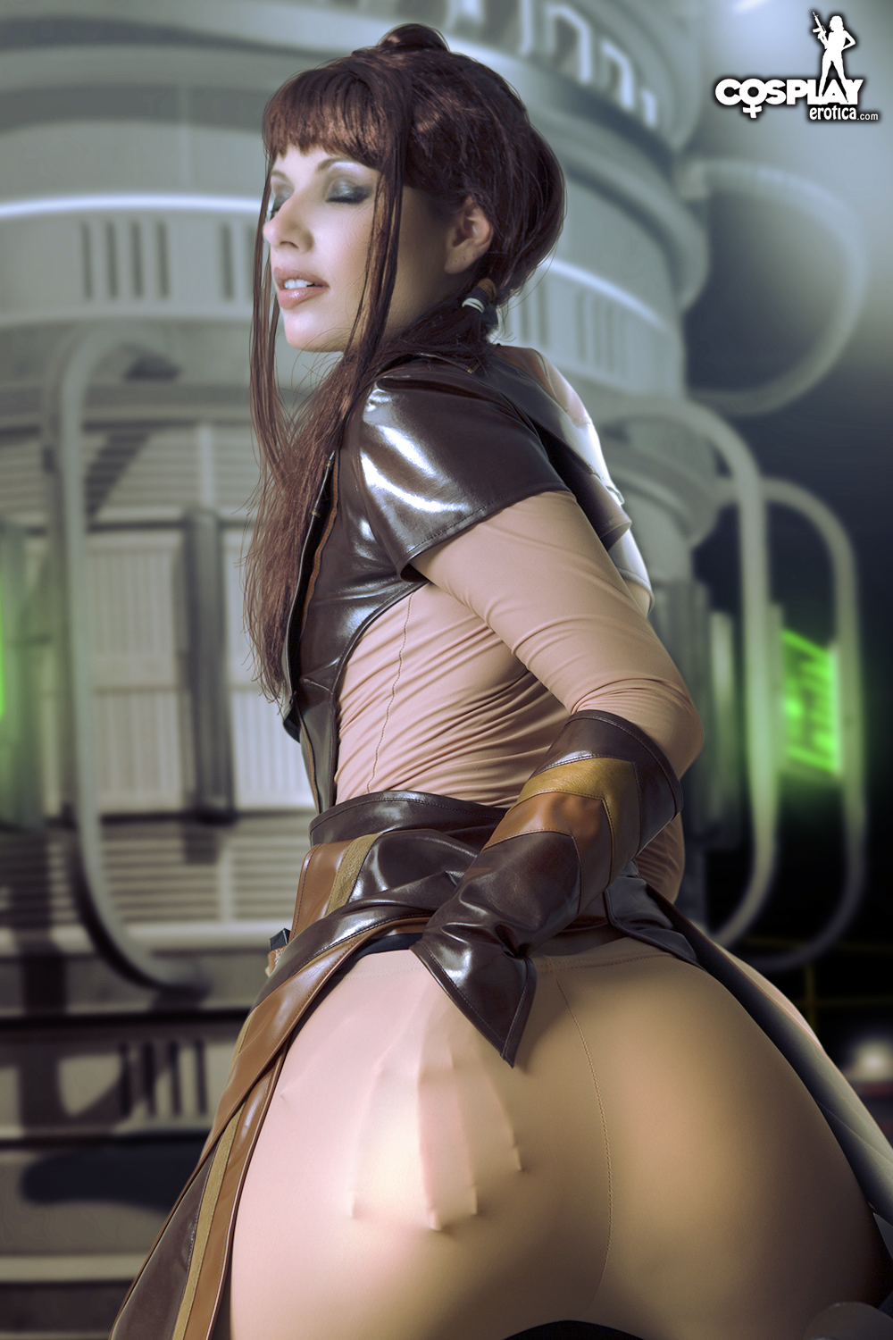 Pictures of star wars bastila nude hentia movie