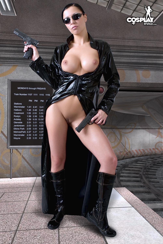 cosplayerotica mealee cyber girl nude cosplay