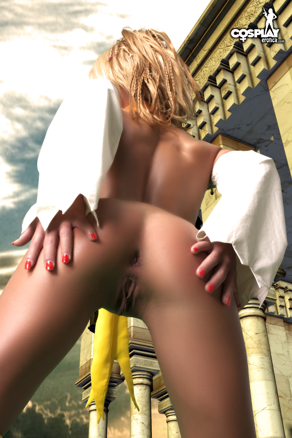 Final fantasy real nude — pic 6