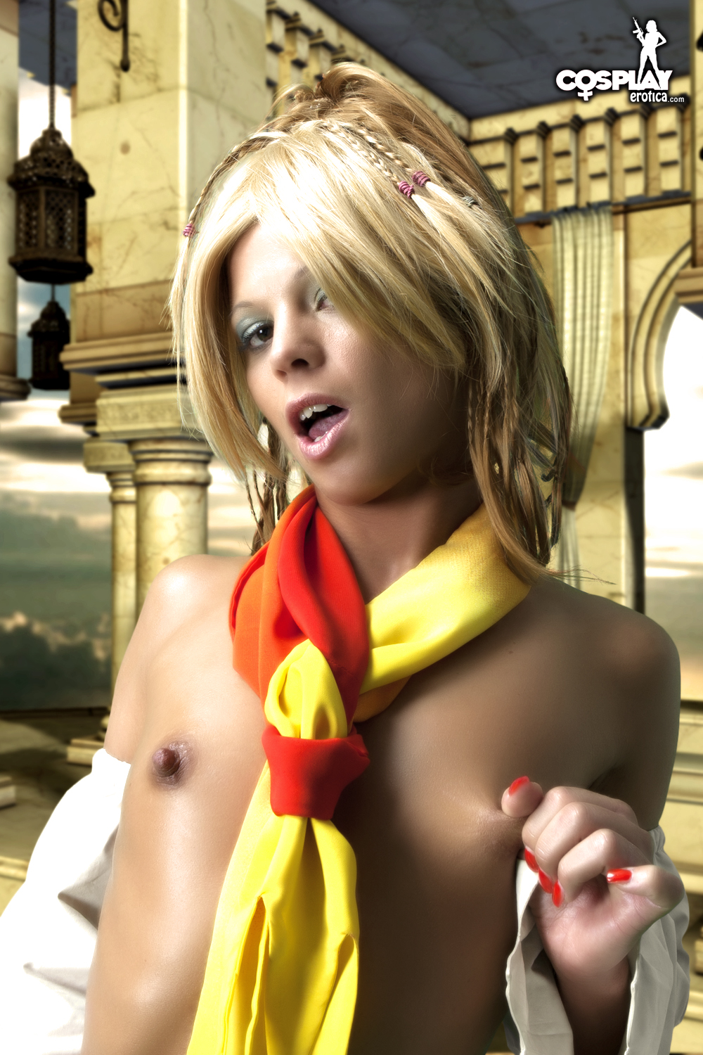 from Yosef final fantasy x nude pics