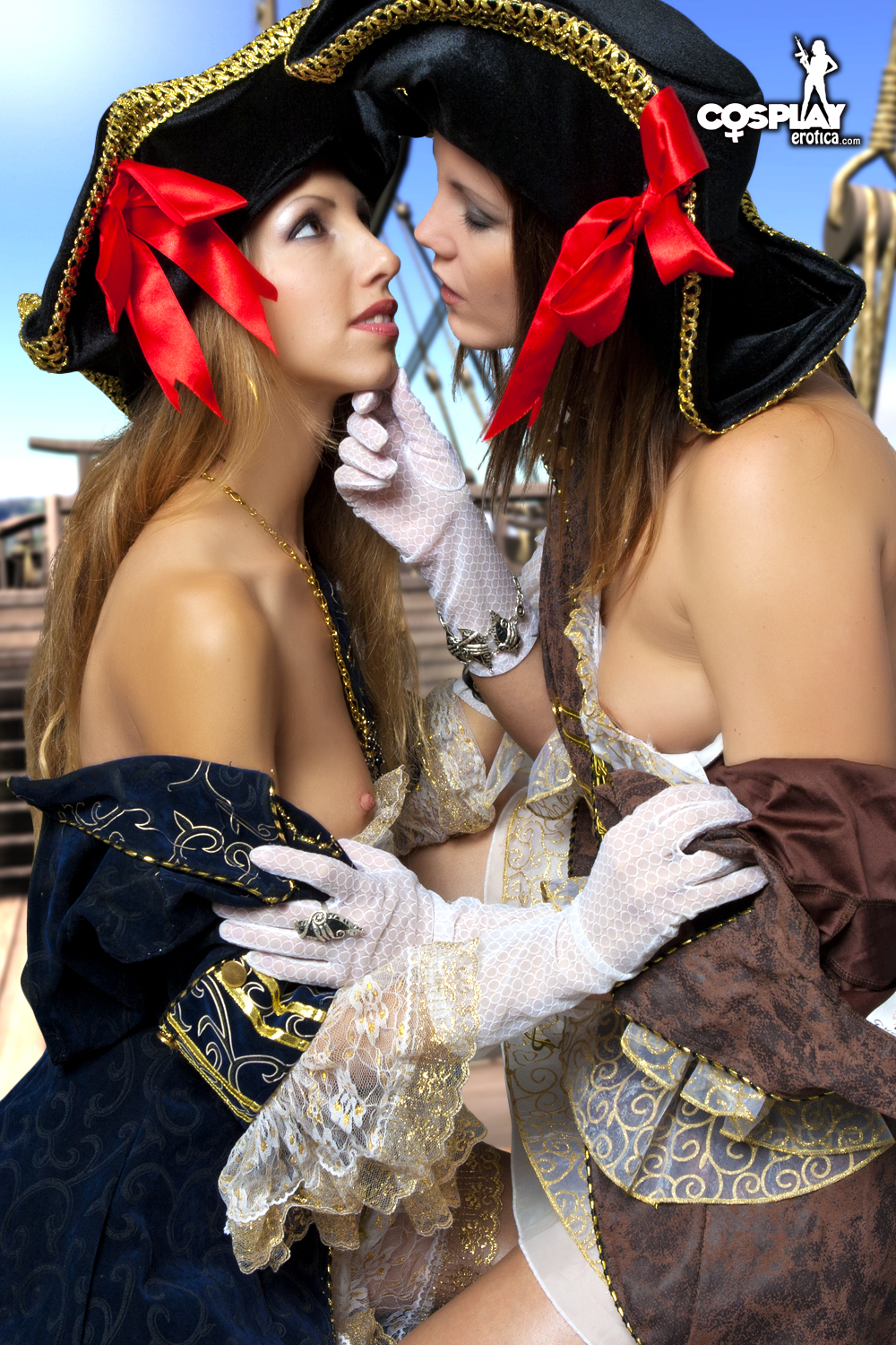 Right! Picture of pirates girls naked apologise, but