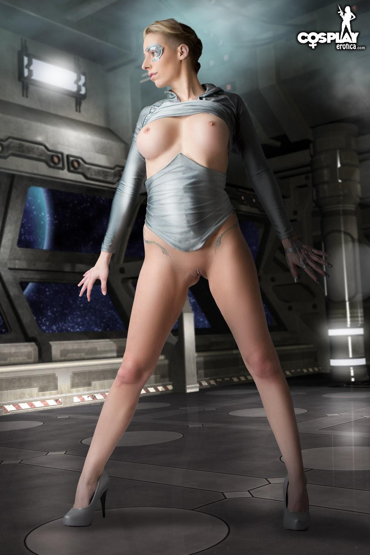 from Riaan star trek cosplay naked