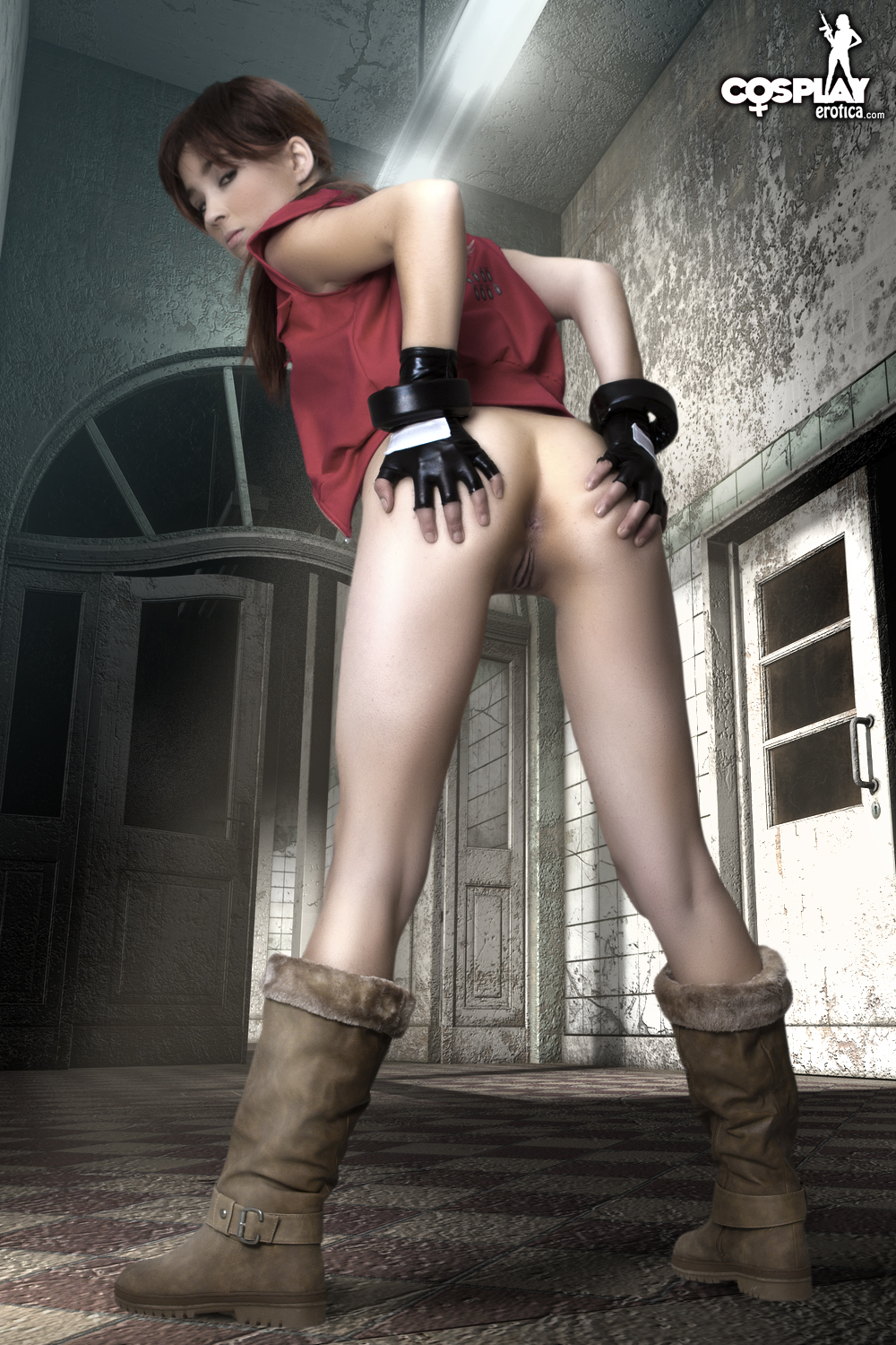 Resident evil claire porn that interfere
