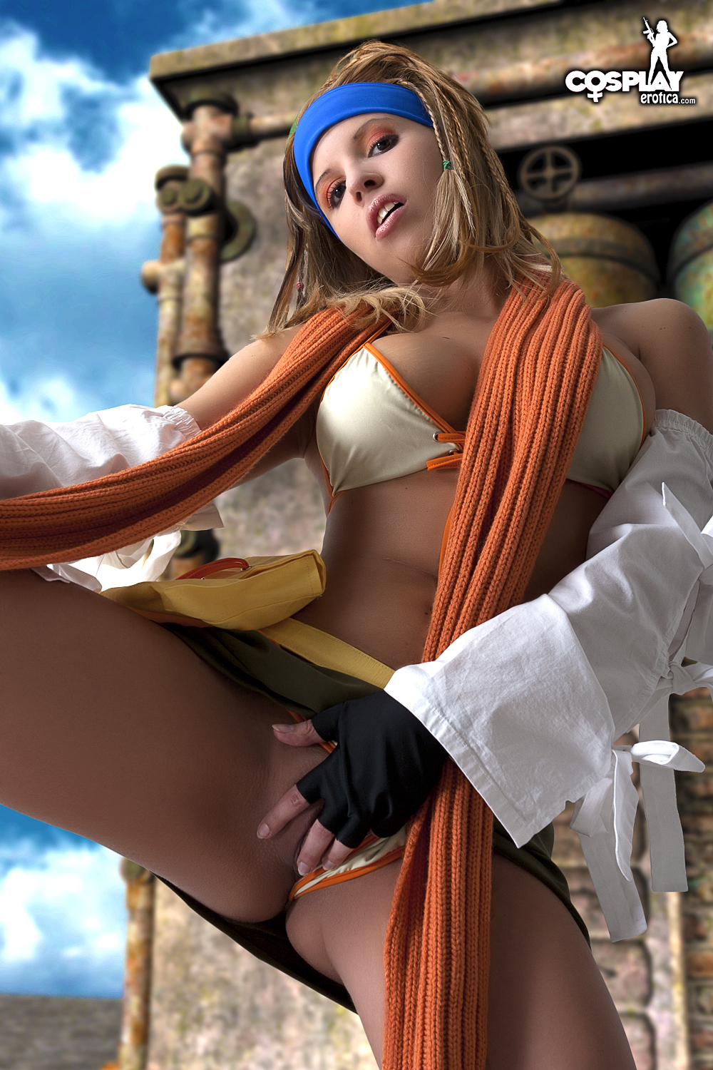 free nude pics of final fantasy characters