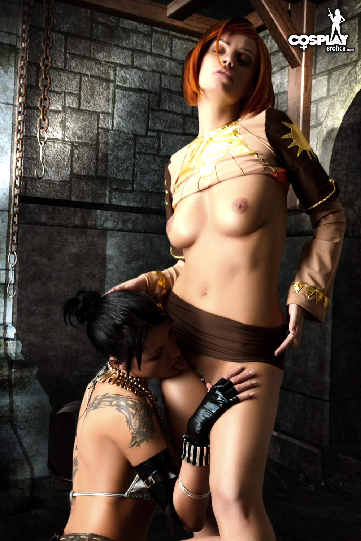 Asmr with morrigan nude