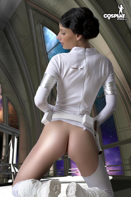 Booty Rey Star Wars Cosplay By Bryci Nerd Porn