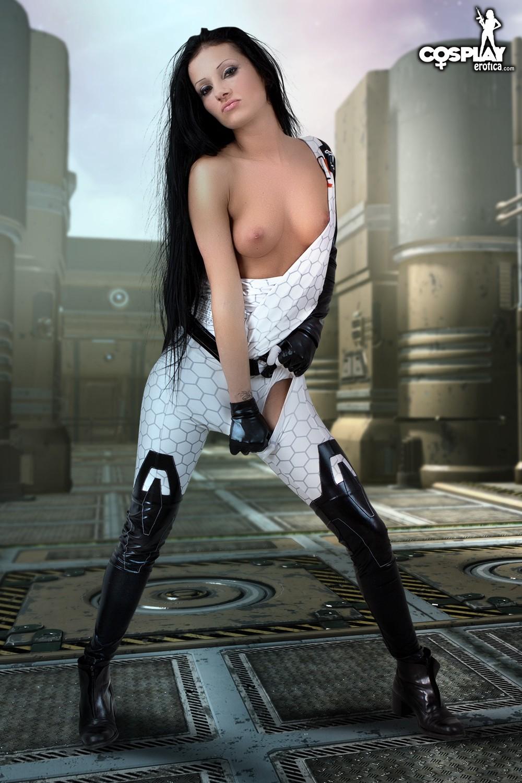 Ass Effect A Xxx Parody mass effect 2 cosplay porn   sex pictures pass